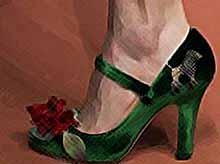 Неделя моды в Милане: самые эффектные модели обуви