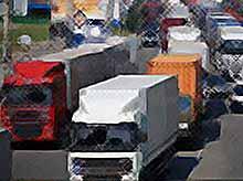 Готовится запрет на движение грузовых машин в дневное время