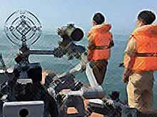Пограничники оштрафовали капитана грузового судна