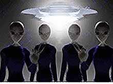 В Краснодаре сообщили о высадке десанта инопланетян