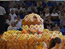 В Краснодаре прошел главный праздник кубанских аграриев — День урожая