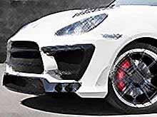 Тюнинг ателье предствила кроссовер Porsche Cayenne