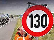 В России можно будет ездить до 130 км/час, но пока не везде
