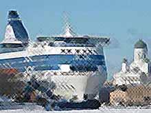 """Крупнейший  в мире паром""""Принцесса Мария""""станет плавучим отелем для гостей Олимпиады"""