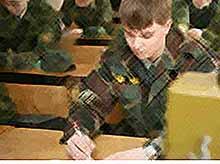 В  вузах закроют военные кафедры