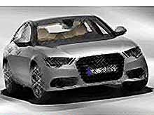 Фотографии Audi A6 нового поколения