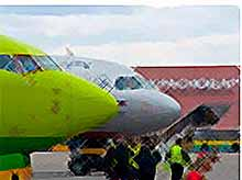 В аэропорту Краснодара произошло ЧП.