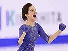 Российская школьница стала чемпионкой мира по фигурному катанию