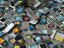 В России выросли продажи сотовых телефонов докризисного уровня.