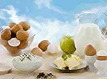 На Кубани в 2017г. увеличилось производство молока и яиц