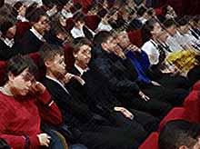 В Тимашевске прошла акция «Мы - будущие избиратели»