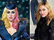 Что связывает Мадонну и леди Гагу?