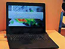 Создан ноутбук , управляемый взглядом. (Видео)
