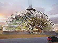 Архитектура - российские разработки здания будущего