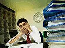 Несколько простых способов уменьшить  стресс на работе