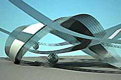 Транспорт будущего на основе магнитной левитации
