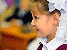 1 сентября: красивые прически для девочек