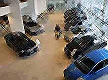 В 2015 году продажи машин в России упали на 36%