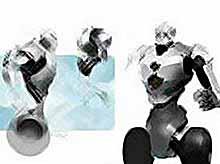 Американские инженеры разрабатывают робота-полицейского
