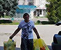 Жители Тимашевска откликнулись на призыв о помощи пострадавшим от наводнения