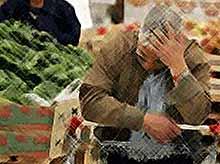 Холодное лето обернется ростом цен для россиян