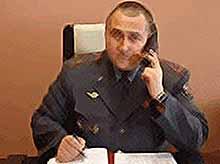 Юрий Скорняков поздравляет всех  тимашевцев с  Днем сотрудника органов внутренних дел