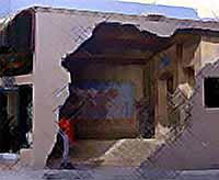 Городские оптические иллюзии-«обман зрения» (фото)