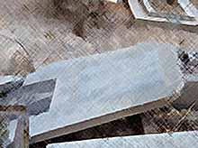 В Тимашевском районе задержали 11-летнего вандала,который разрушил 29 памятников на кладбище
