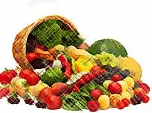 Сколько овощей и фруктов нужно употреблять в день