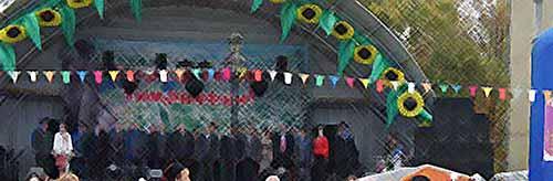 Как в Тимашевске отметили День города? (видео)