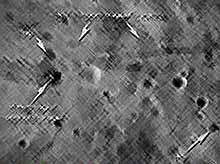 На Луне найдены следы человека (видео)