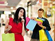 Большинство россиян стали отказываться от импульсивных покупок