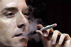 Курение пагубно влияет на интимную жизнь