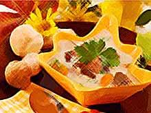 Вкусные осенние рецепты