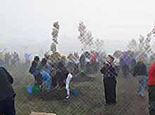 В Тимашевске заложили новый парк.