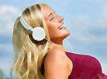 Музыка спасает от гипертонии