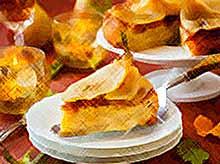 Осенние рецепты: вкусные пироги с грушей