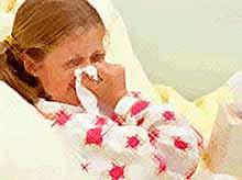 Россию охватила эпидемия гриппа и ОРВИ