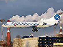 На Кубани количество самолетов ЯК-42 больше всех в России.