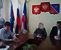 В Тимашевске состоялось заседание Совета молодых депутатов района