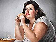 Россияне стали  вдвое чаще страдать ожирением