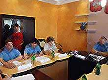 Тимашевские полицейские за круглым столом обсудили вопрос, как предотвратить квартирные кражи