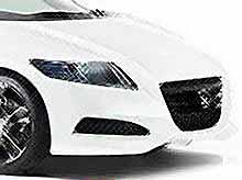 Серийный японский спорткар Honda CR-Z