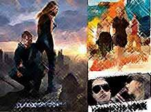 В Тимашевске три приключенческие премьеры этой недели: «Дивергент», «Авантюристы» и «Гангста Love»