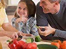 Чтобы дети были умнее, подберите им правильное питание