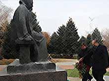 В Тимашевске почтили память солдатской Матери