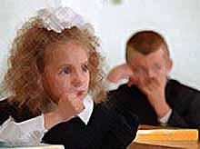 Все первоклашки России будут учиться 21час в неделю.