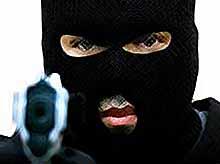 Поиски грабителя банка продолжаются