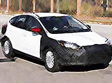 Электромобиль от компании Ford