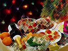 Самые опасные новогодние продукты назвали диетологи